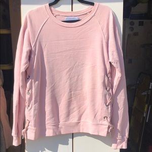 Sincerely Jules Side Tied Pullover